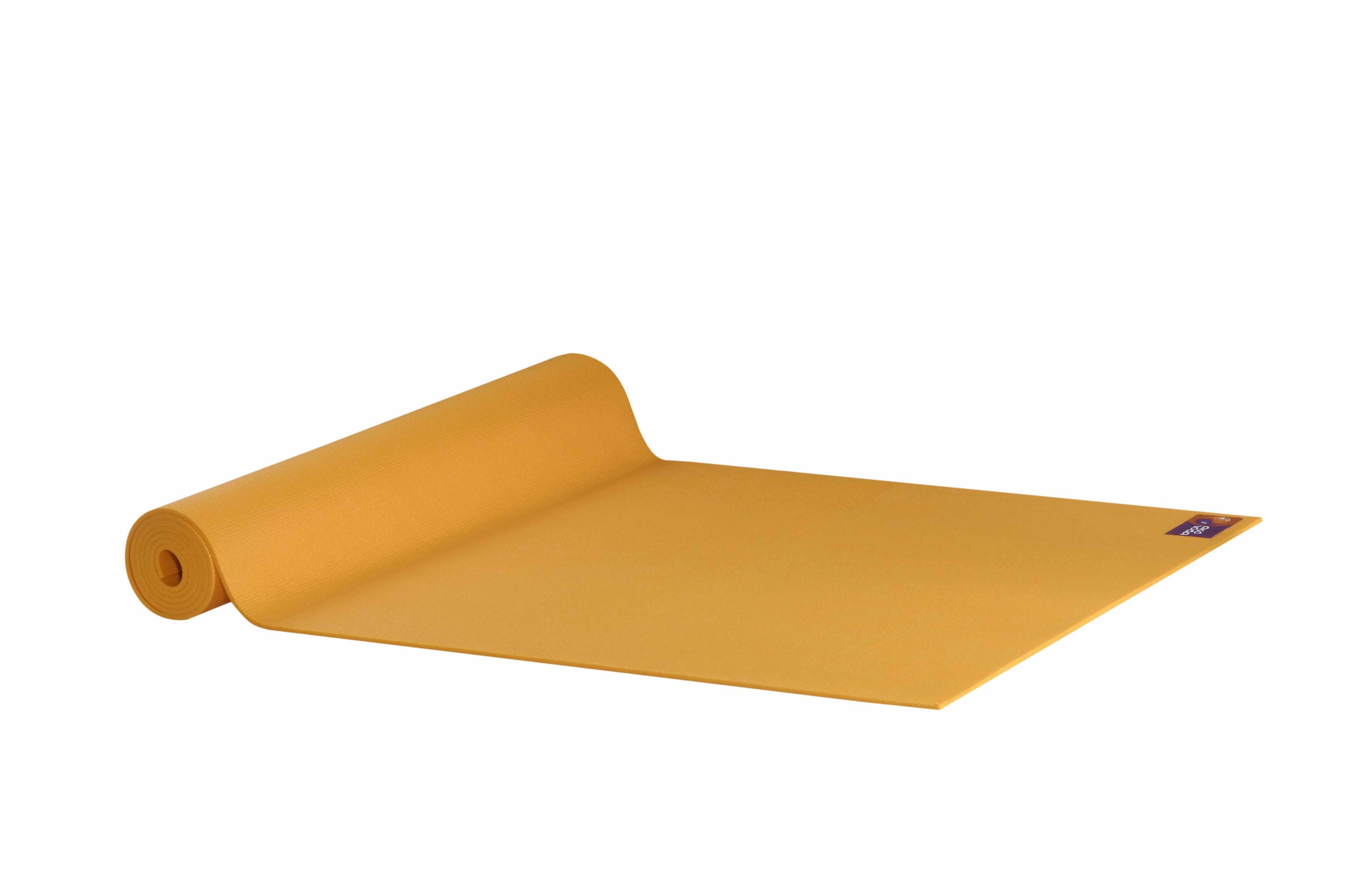 Ako Orange Eco Yoga Mat Made In Germany Oeko 100 Non