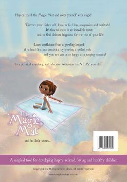 The Magic Mat and it's Little Secret by Carmen Clews