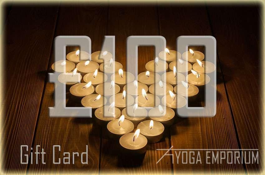 Yoga Emporium Gift Card Voucher