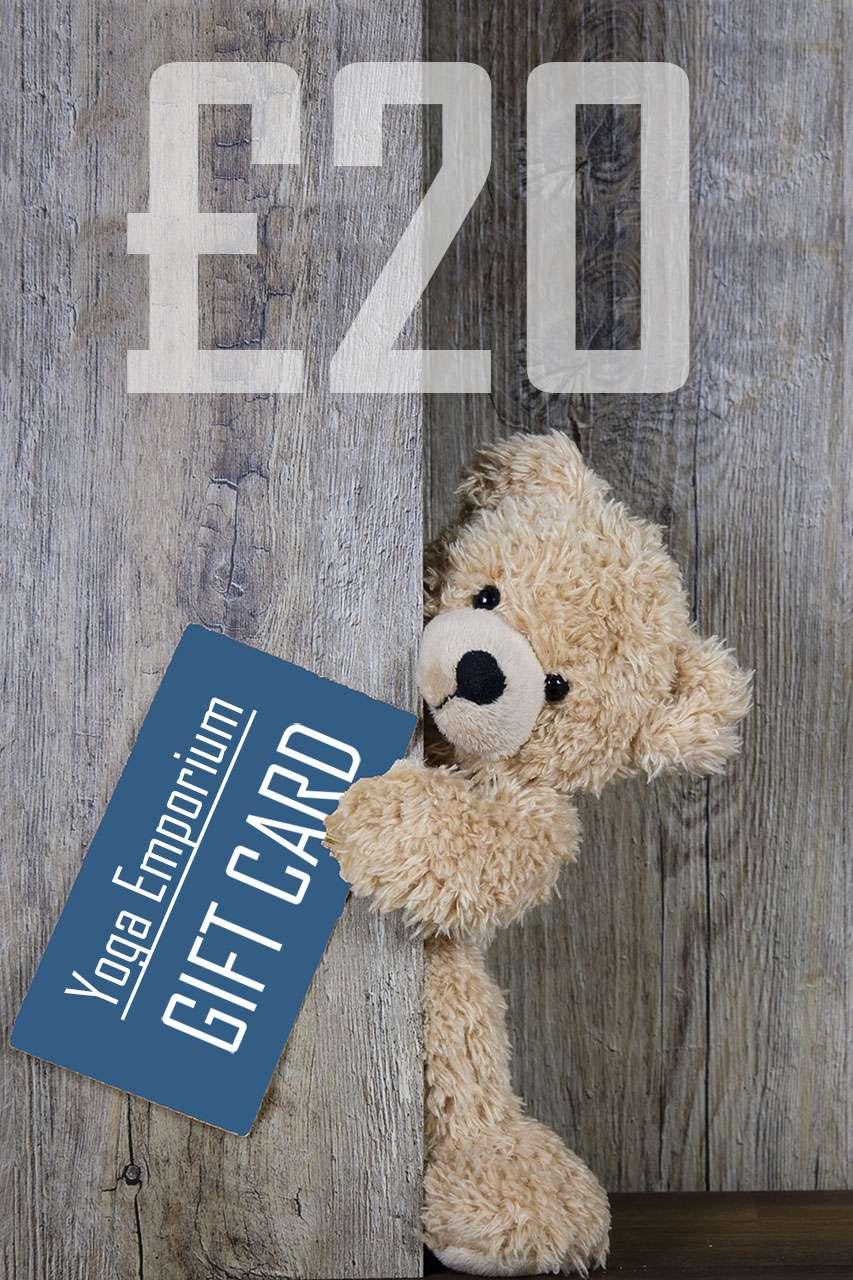 Yoga Emporium Gift Card Voucher £20