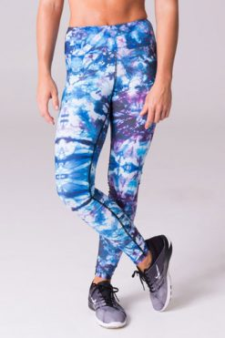 Daub Active Full Length Riley Yoga Leggings Orchid