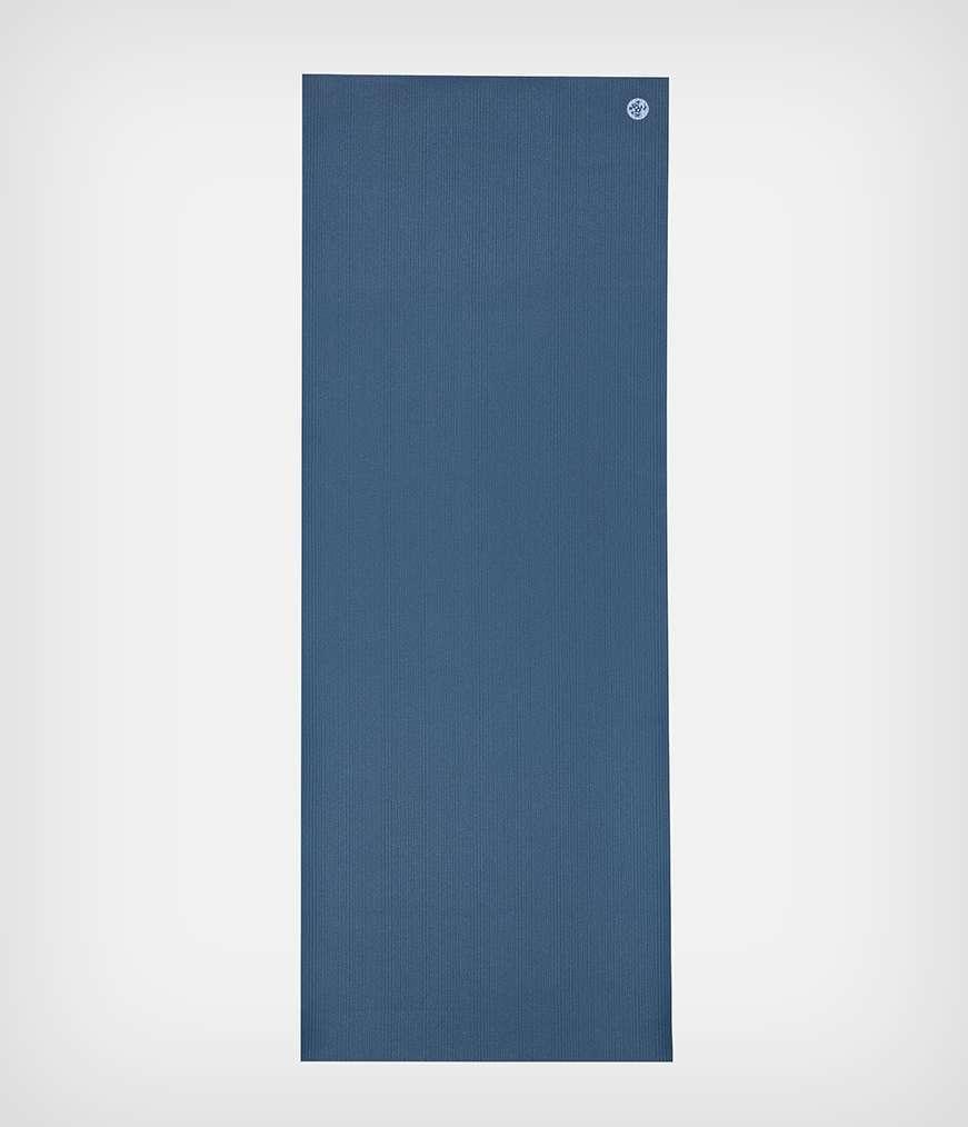 Manduka Pro Yoga Mat Odyssey blue sticky