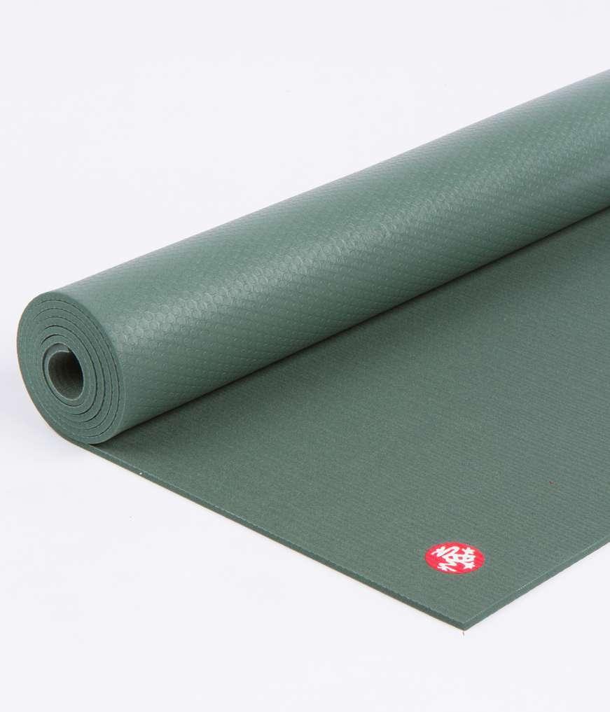 Manduka Pro Yoga Mat Black Sage non slip