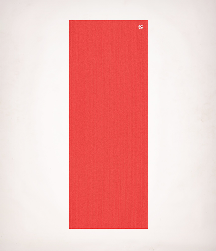 Manduka Pro Yoga Mat Arise red non slip