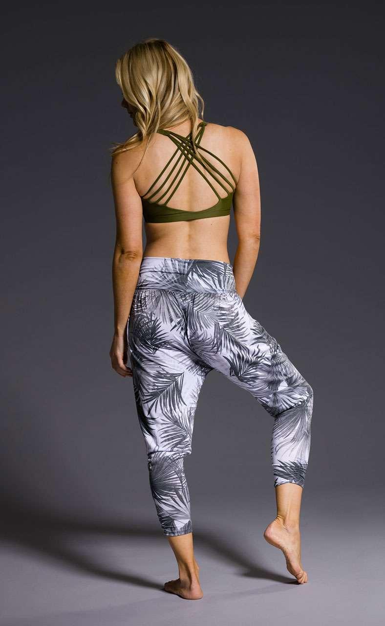 Onzie Yoga Harem Pants Tropical Night Festival