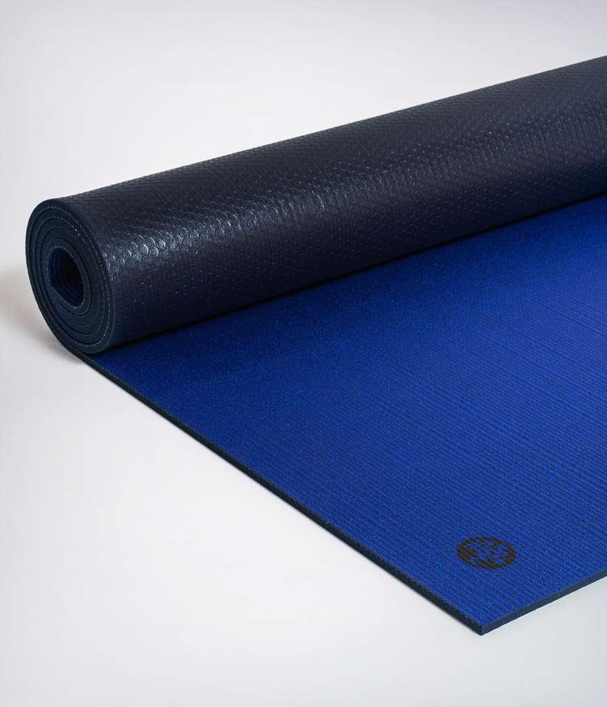 Manduka Pro Limited Edition opalescent forever yoga mat blue