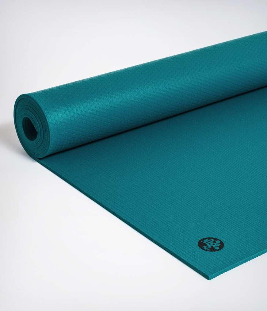 Manduka Pro Limited Edition harbour yoga mat blue green