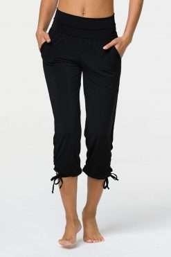 onzie gypsy yoga pants black