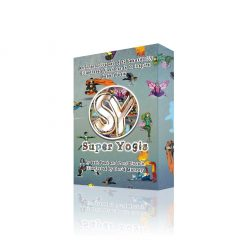 super yogis kids childrens yoga flash cards