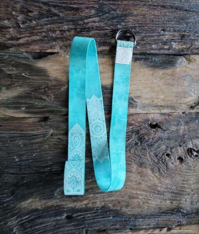 Yoga Design Lab Floral Flow Strap Lifestyle belt