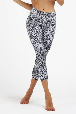 dharma bums high waist 7/8 yoga leggings