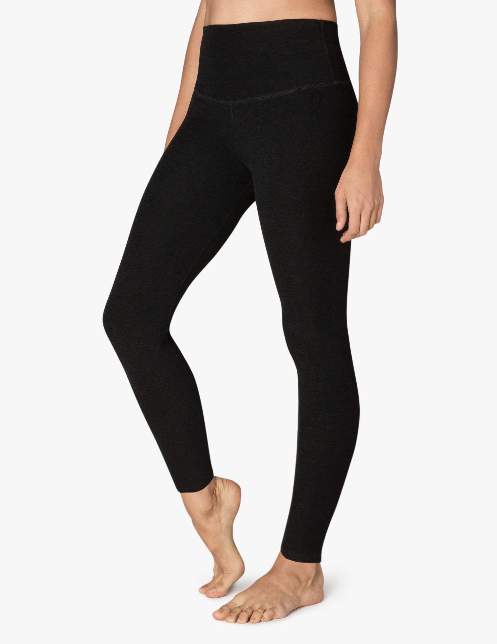 Beyond Yoga Spacedye High Waist Yoga leggings full length darkest night
