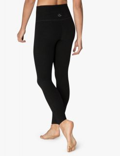 Beyond Yoga Spacedye High Waist Yoga leggings full length darkest night