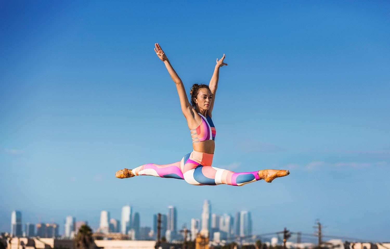Onzie curvy geo yoga leggings spring 2018