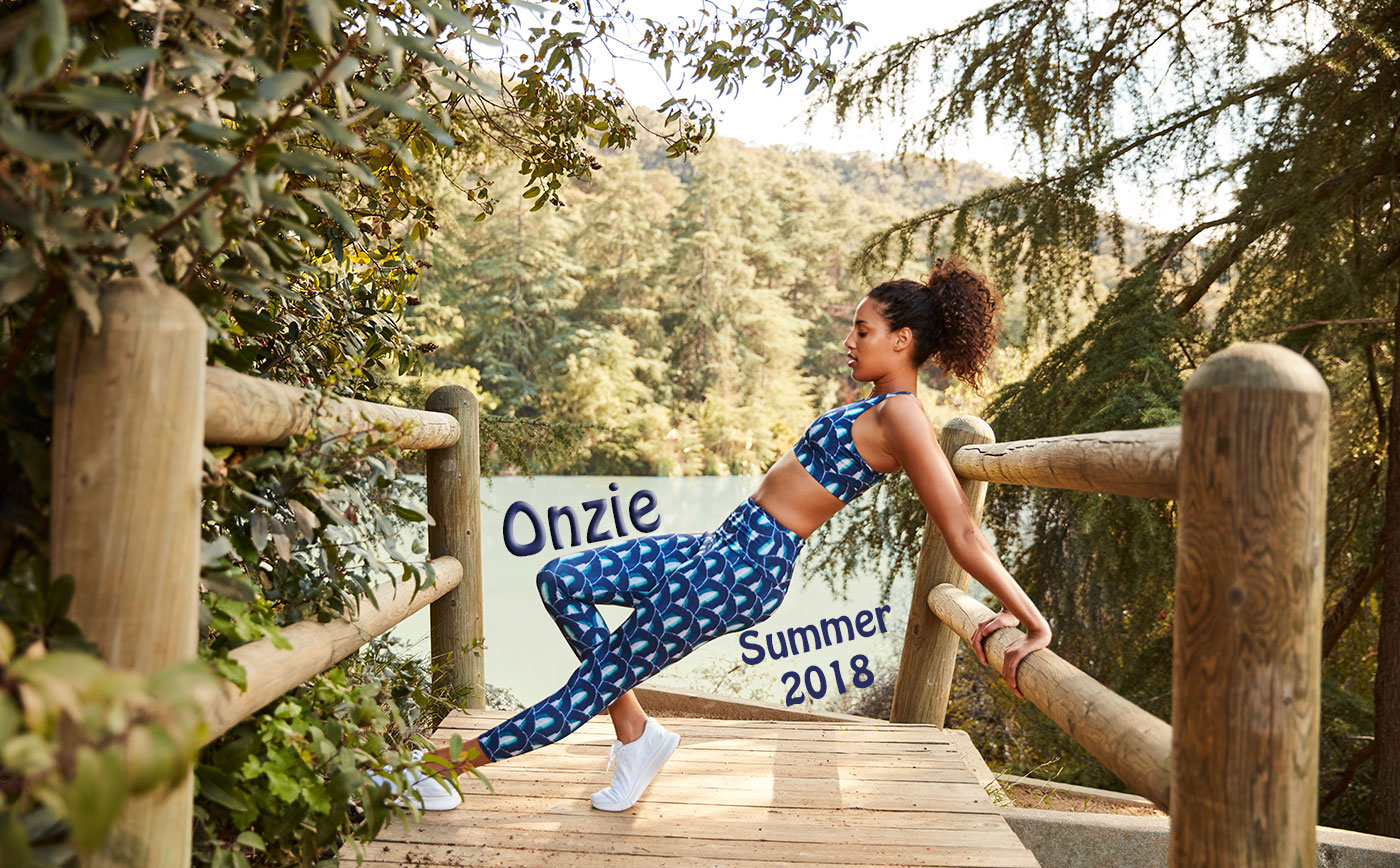 Onzie Summer 2018 Yoga Clothes Collection new