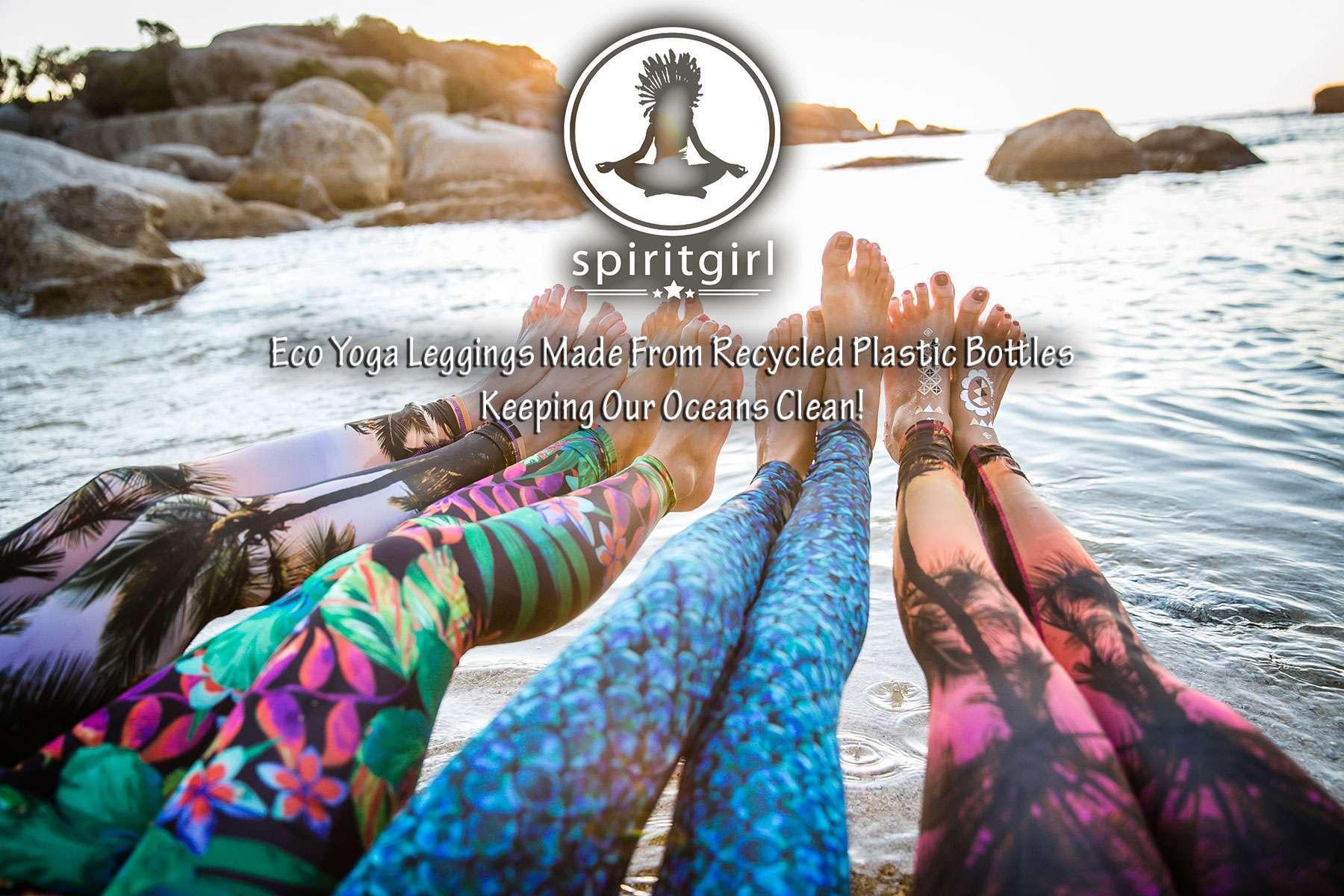 Spirit Girl Yoga Leggings Official UK Supplier activewear