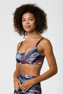 Onzie elastic bra yoga top mother nature