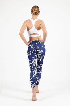 Dharma bums bamboo high waist cropped legging yoga