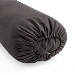 lotuscrafts restorative yoga bolster large anthracite