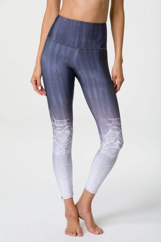 onzie high rise graphic leggings