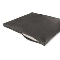lotuscrafts zabuton meditation cushion anthracite
