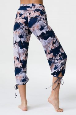 Onzie yoga gypsy festival pants nomad blossom
