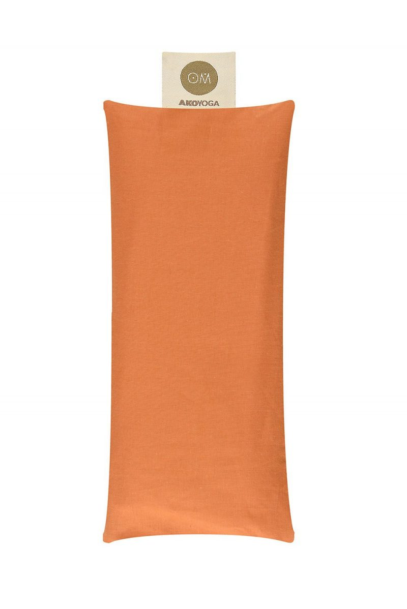 Ako yoga lavender eye pillow orange