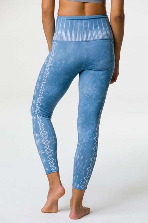 onzie high rise midi zodiac yoga leggings