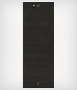 Yogitoes Bikram Hot Yoga Towel Onyx non slip