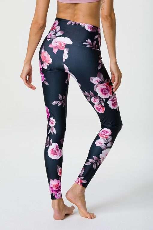 onzie high waisted full length yoga fiore leggings