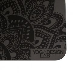yoga design lab infinity mat charcoal