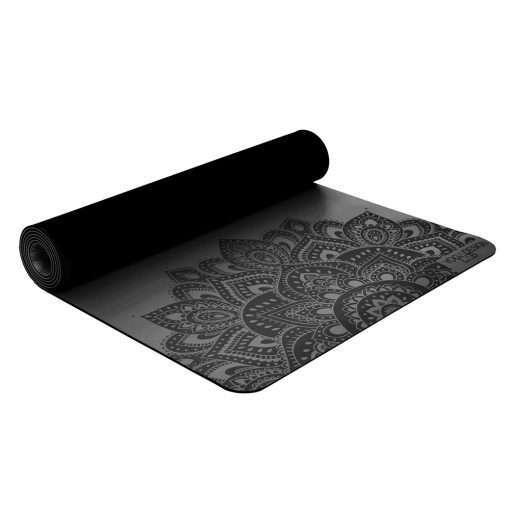 yoga design lab infinity mat charcoal