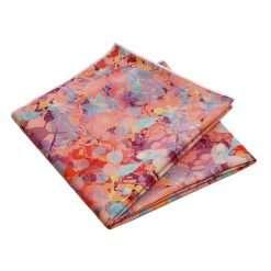yoga design lab yoga towel kaleidoscope