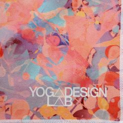 yoga design lab yoga towel kaleidoscope
