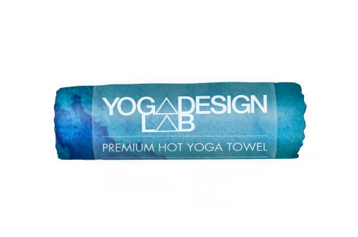 Yoga Design Lab non slip hot yoga towel uluwatu