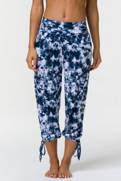 onzie gypsy pants acid wash yoga