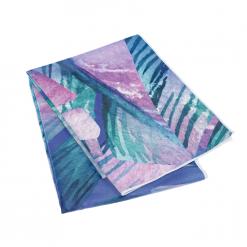 yoga deign lab tropika hot yoga towel