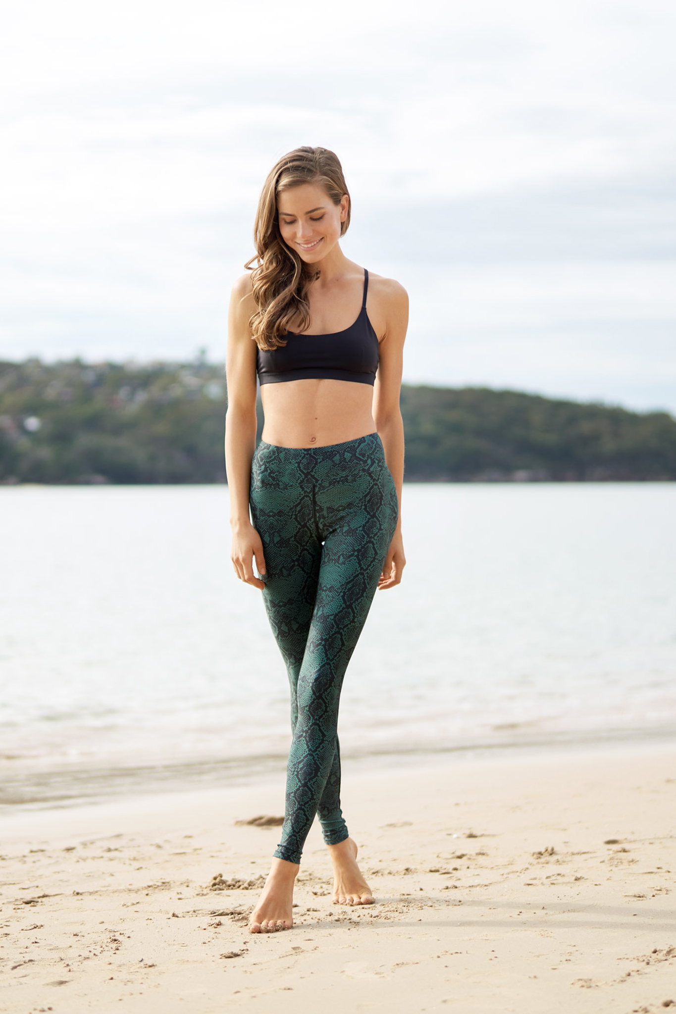dharma_bums_tree_snake_midi_yoga_leggings