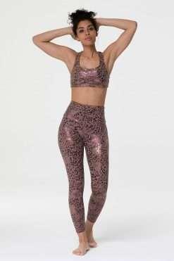 onzie_high_waisted_midi_yoga_leggings_foil_golden_leopard