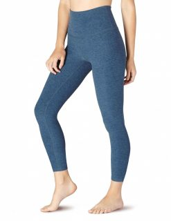 Beyond Yoga Spacedye Yoga Leggings Insignia Navy Blue