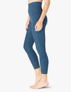 Beyond Yoga Spacedye Yoga Leggings Insignia Navy Blue