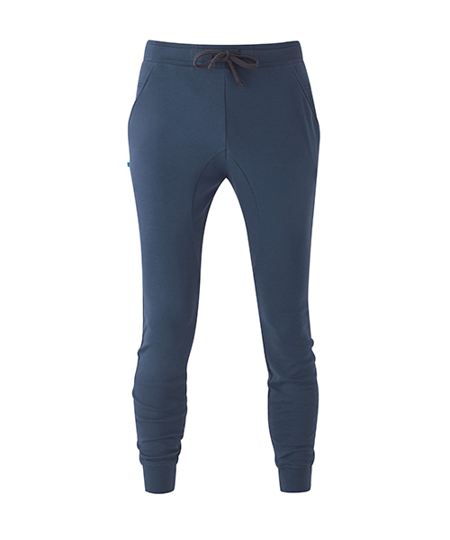 Warrior Addict eco warrior yoga sweat pants trousers blue