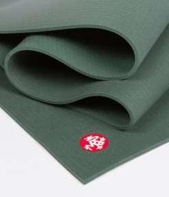 manduka pro yoga mat black sage