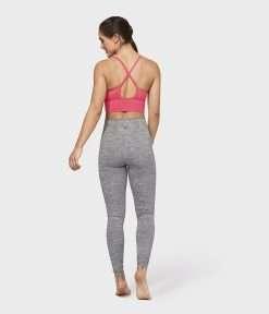 manduka high line yoga leggings stone melange