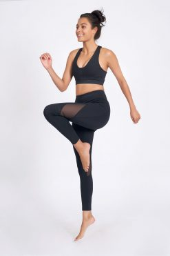 dharma bums prophecy lucidity leggings black