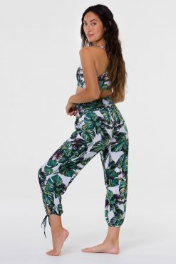 onzie yoga gypsy pants tropics