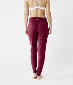 lotuscrafts yoga pants bordeaux