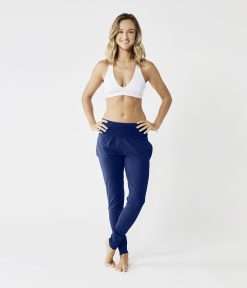 lotuscrafts yoga pants royal blue