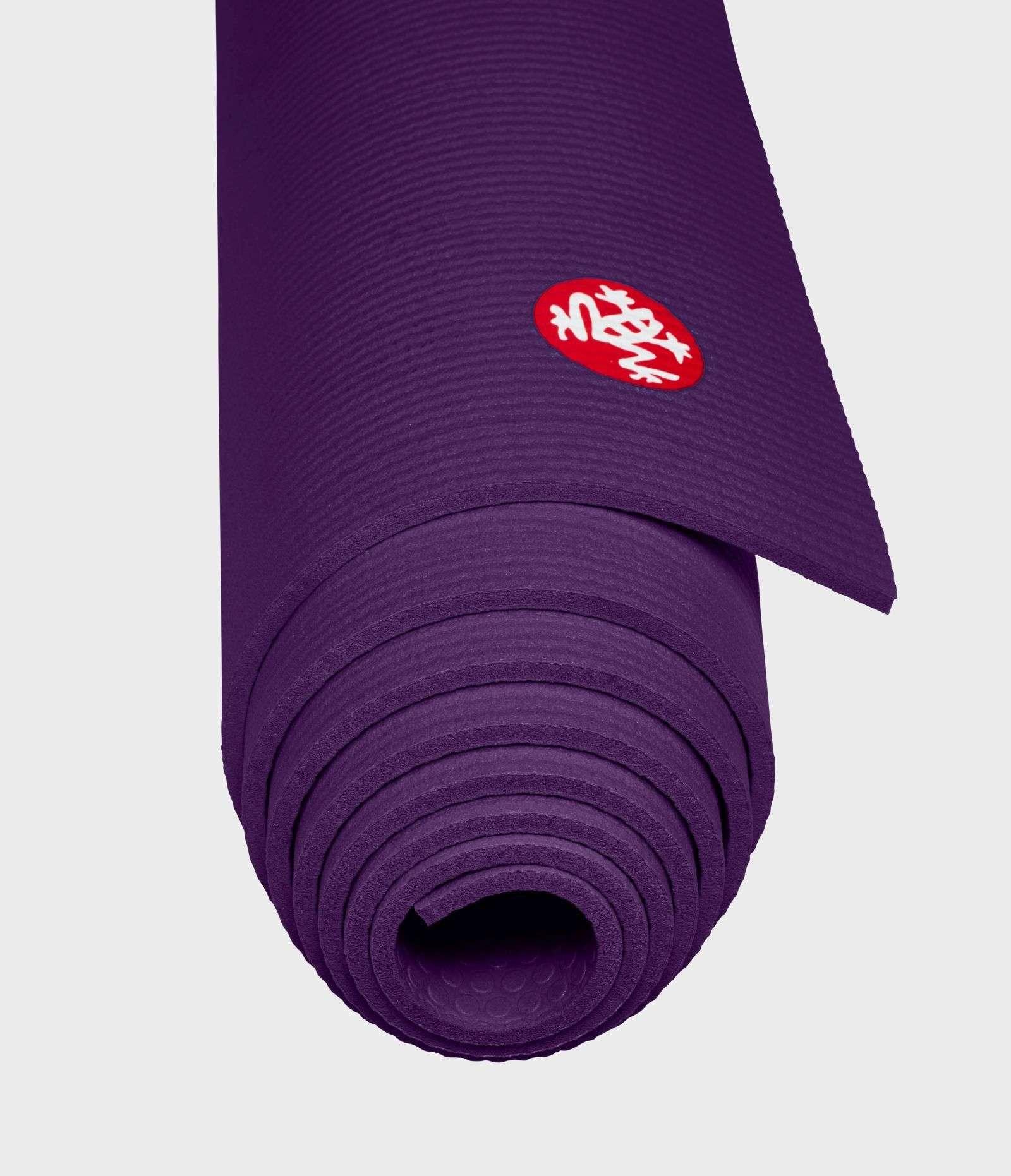 Manduka prolite pro lite yoga mat black black magic purple