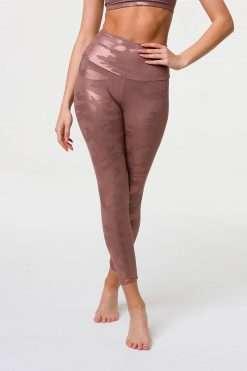 Onzie Rose Gold Camo Foil